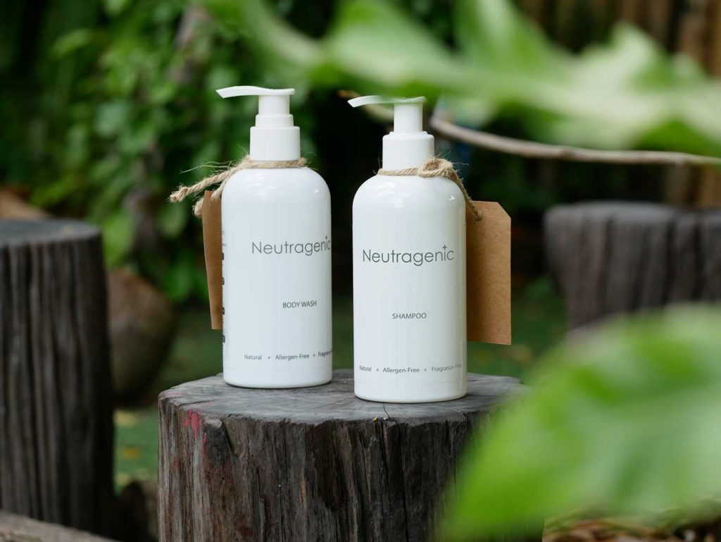allergen-free soaps for sensitive skin
